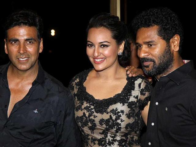 Akshay Kumar,Sonam Kapoor,Sonakshi Sinha
