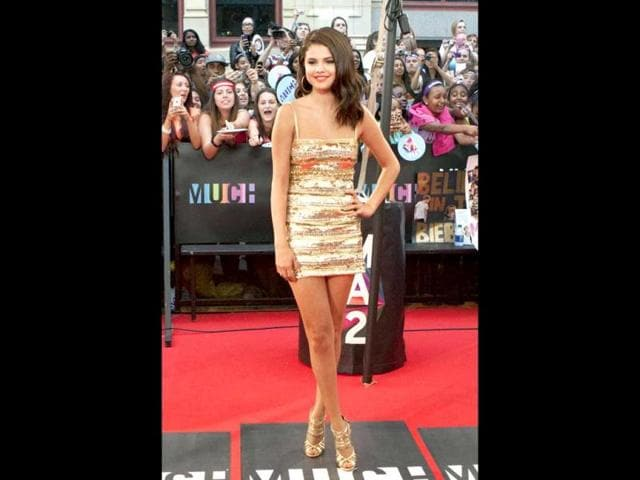 Actor-and-singer-Selena-Gomez-seen-here-in-an-Indian-avatar-The-somewhat-confusing-caption-read-Sari-not-sari-Photo-Courtesy-Instagram-com