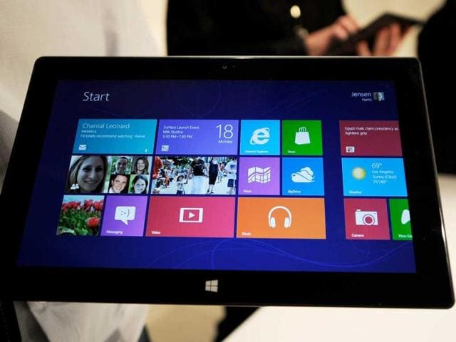 The-Microsoft-tablet-Surface-is-unveiled-during-a-news-conference-AFP-Photo-Kevork-Djansezian