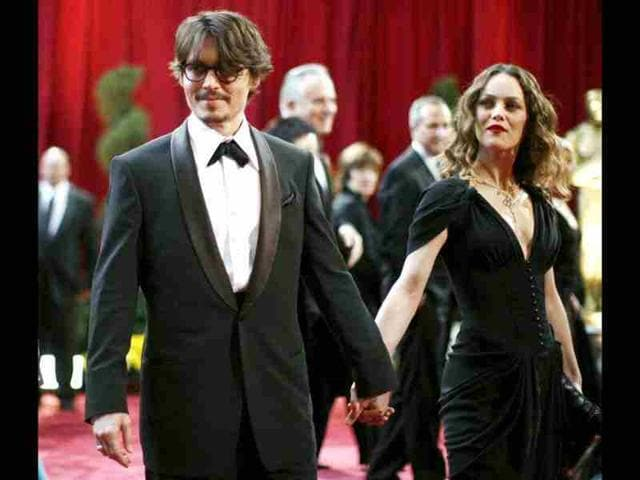Johnny Depp,Vanessa Paradis,Tabloid