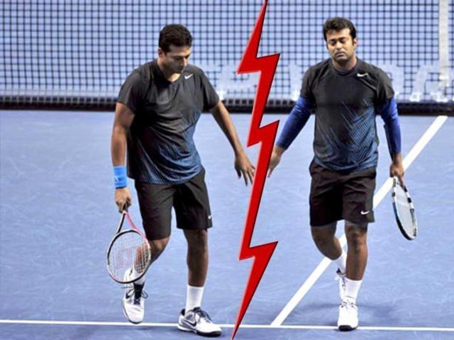 tenniss,Mahesh Bhupati,Leander Paes