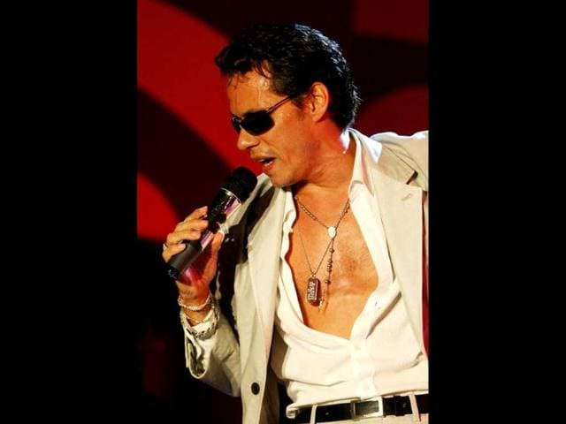 Marc Anthony's a mentor