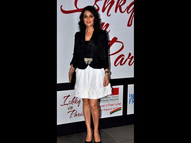 actor-businesswoman Preity Zinta
