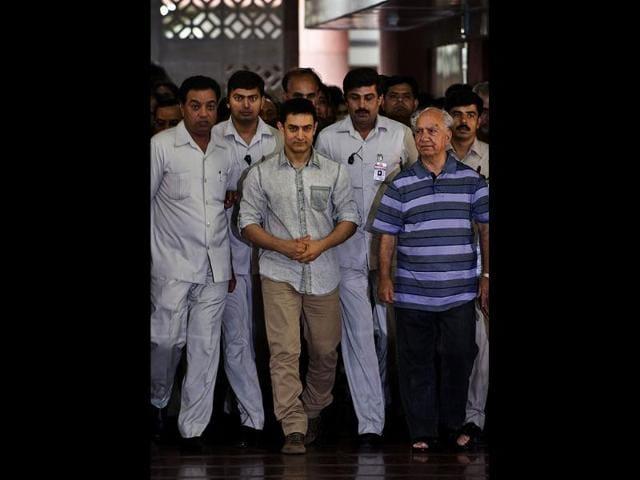 Aamir Khan, Anurag Kashyap team up
