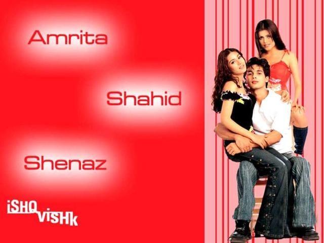 Shahid Kapoor,Ishq Vishk,Ishq Vishk