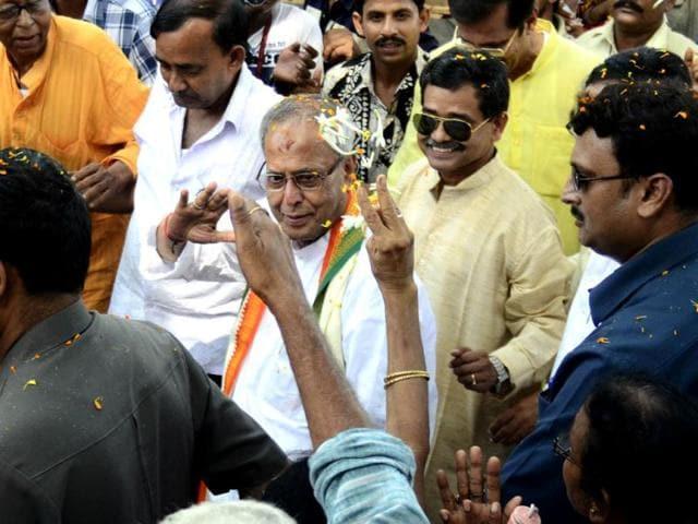 UPA,Presidential candidate,Pranab Mukherjee