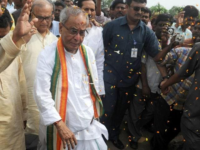 Steps to boost markets, Rs. on Monday: Pranab