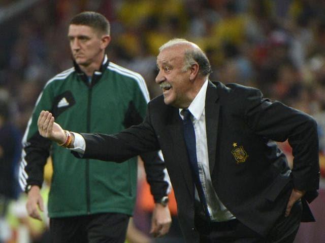 Del Bosque,Euro 2012,hindustan times