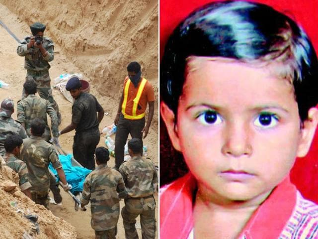 Mahi,85-hr-long rescue operation fails,4 yr-old pulled out dead