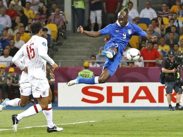 Striker Mario Balotelli,Confederations Cup,Confederations Cup semi final