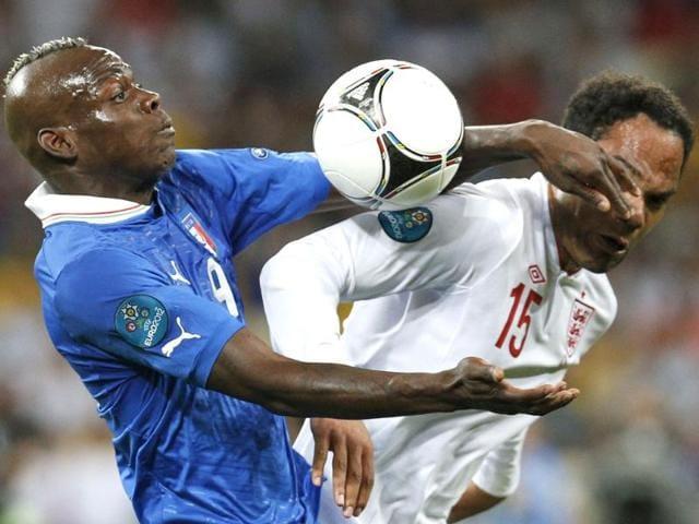 Euro 2012,Mario Balotelli,news