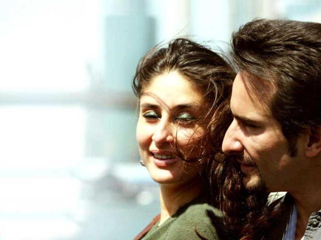 Kareena Kapoor,Saif Ali Khan,Bollywood