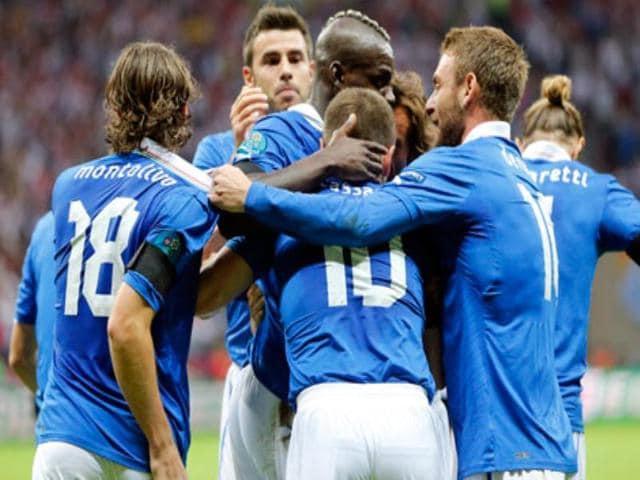 European Championship final