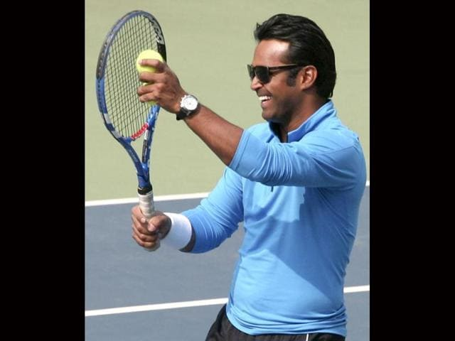 Paes reaches out to Olympic partner Vishnu Vardhan