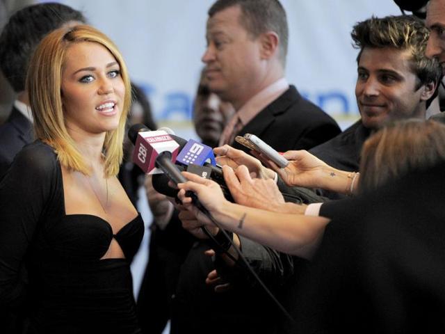 Miley Cyrus,Billy Ray Cyrus,Hannah Montana