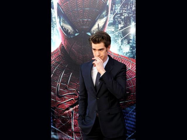 Andrew Garfield,Marc Webb,The Amazing Spider-Man