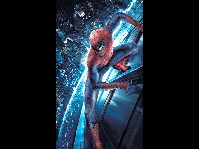 The Amazing Spider Man,Record,Film Opening