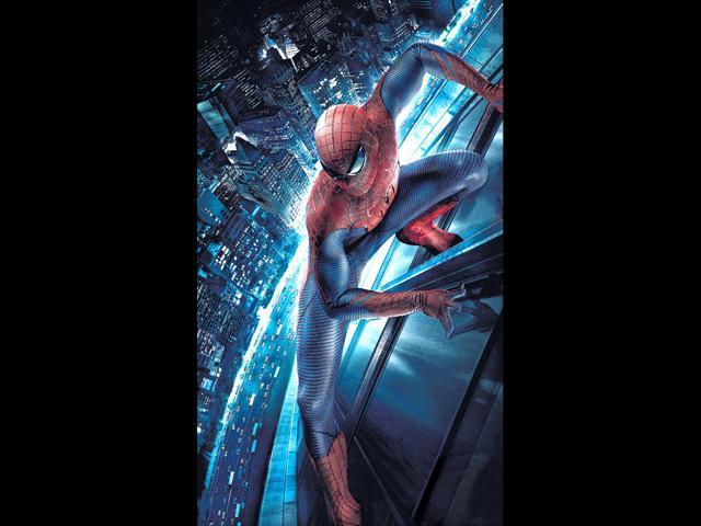 Rashid Irani,Amazing Spider-Man,Marc Webb