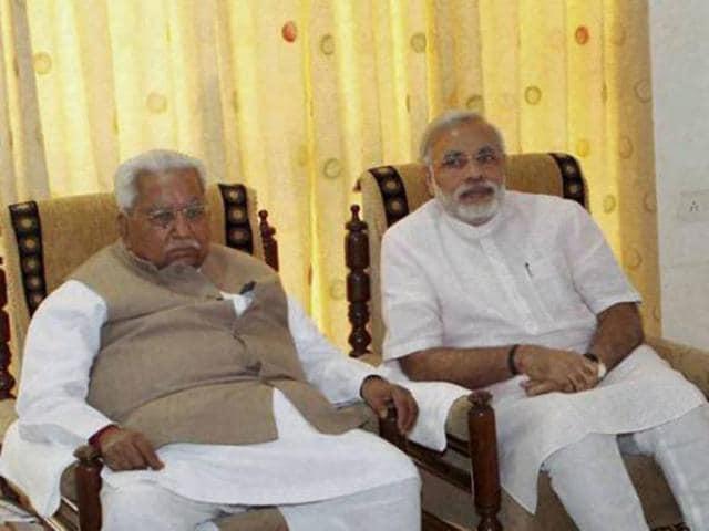 File-photo-of-Prime-Minister-Narendra-Modi-and-Keshubhai-Patel-PTI-photo