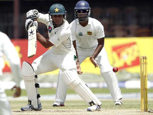 Pakistan-s-Taufeeq-Umar-plays-a-shot-during-the-first-day-of-the-second-test-cricket-match-against-Sri-Lanka-in-Colombo-Reuters-Dinuka-Liyanawatte