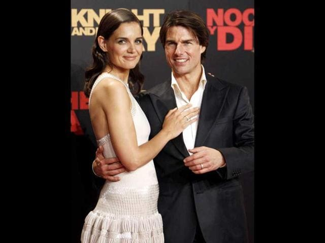 Tom Cruise,Katie Holmes,Mission Impossible
