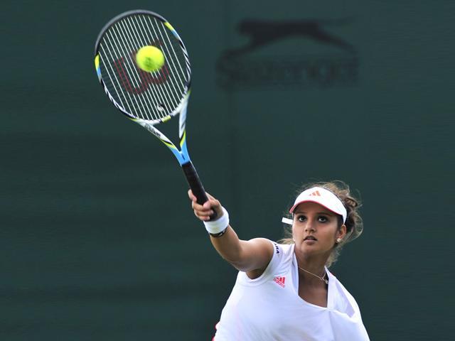 Sania Mirza,Nuria Llagostera Vives,China Open