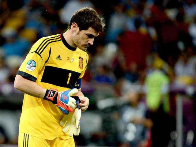 Iker Casillas,2014 World Cup,Brazil