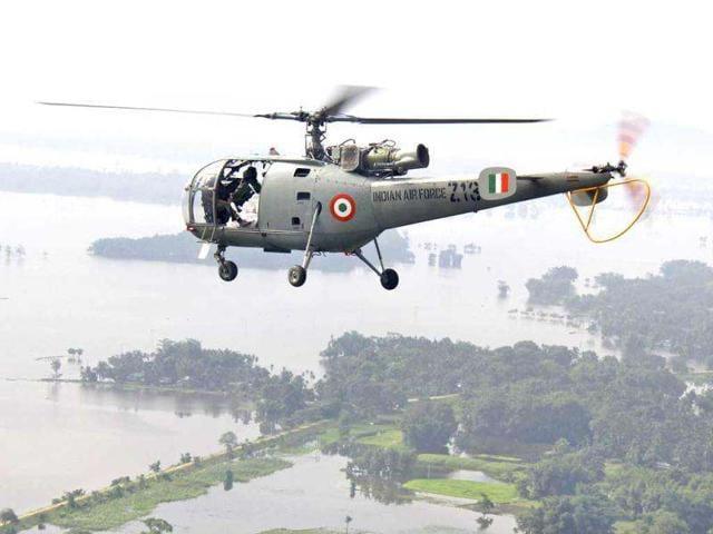 Mi-17,cheetahs,uttarakhand rescue operations