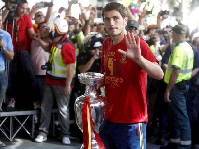Real Madrid,Iker Casillas,Barcelona