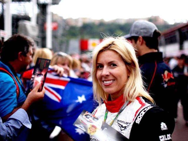 De Villota fighting for life after F1 crash
