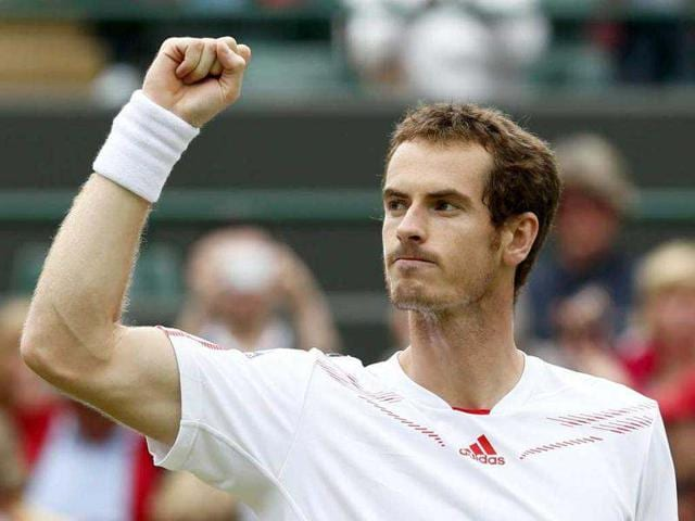 Andy Murray,Jo-Wilfried Tsonga,Magnificent Murray