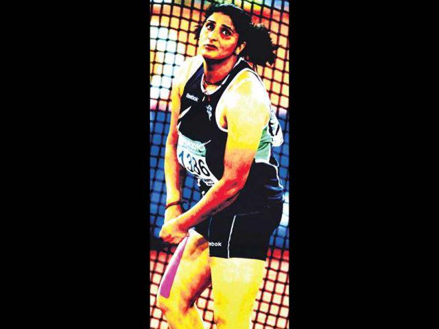 Seema Antil,Arjuna Award,Athletics Federation of India