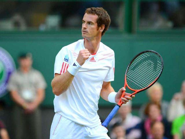 Britain-s-Andy-Murray-reacts-to-winning-a-point-during-his-men-s-singles-semi-final-match-against-France-s-Jo-Wilfried-Tsonga-in-the-2012-Wimbledon-Championships-tennis-tournament-at-the-All-England-Tennis-Club-in-Wimbledon-southwest-London-AFP-Leon-Neal