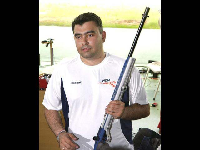 Gagan Narang,London Olympics,Gun for Glory
