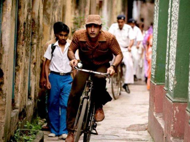 Ranbir Kapoor,Barfi!,Murphy Enterprises