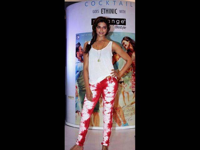 Deepika Padukone,Cocktail,Ayan Mukerji
