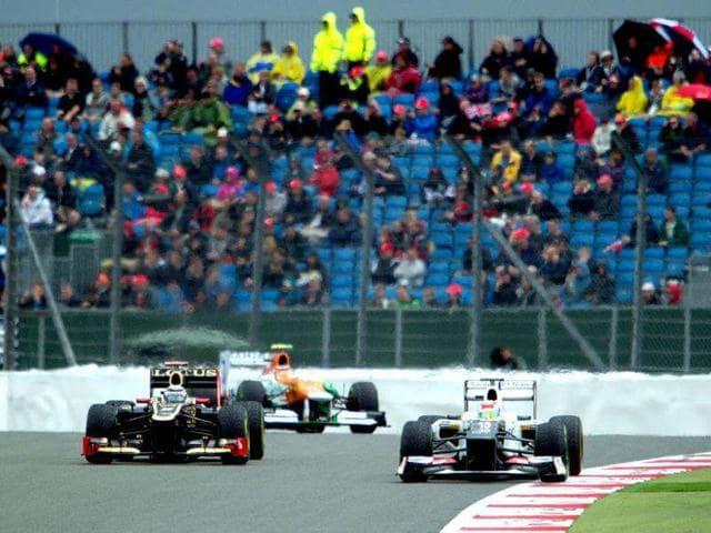 Formula One,Sauber