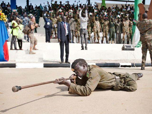 South Sudan,South Sudan violence,South Sudan rebels