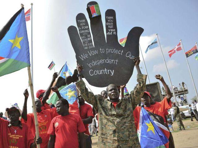 South Sudan rebels,ethnic militia,White Army