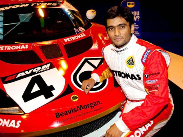 Sailesh-Bolisetti-is-currently-competing-in-the-GT4-category-of-the-British-GT-Championship-HT-file-photo