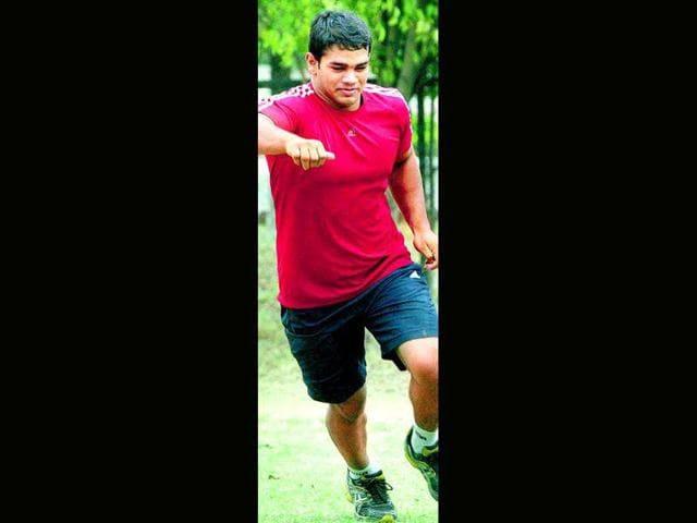 Narsingh,Olympic medallist,hindustan times. news