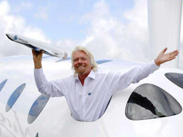 Richard Branson,Virgin Galactic,Singapore