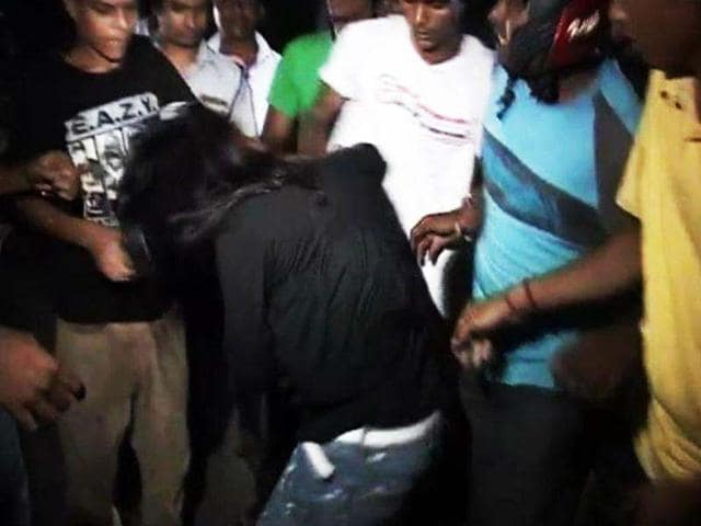 Guwahati molestation