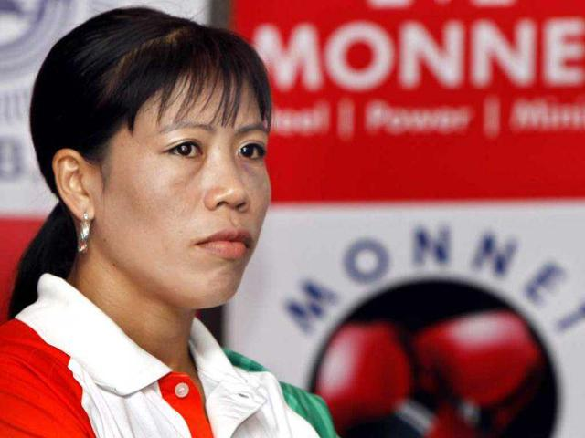 Mary Kom urges women to take up boxing for self-defence