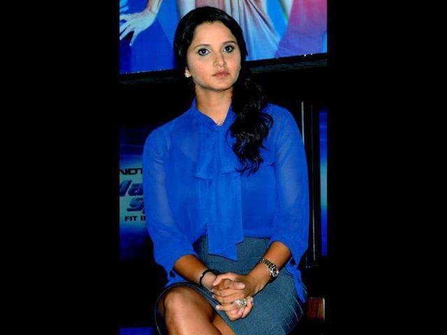 Sania Mirza,hindustan times,news