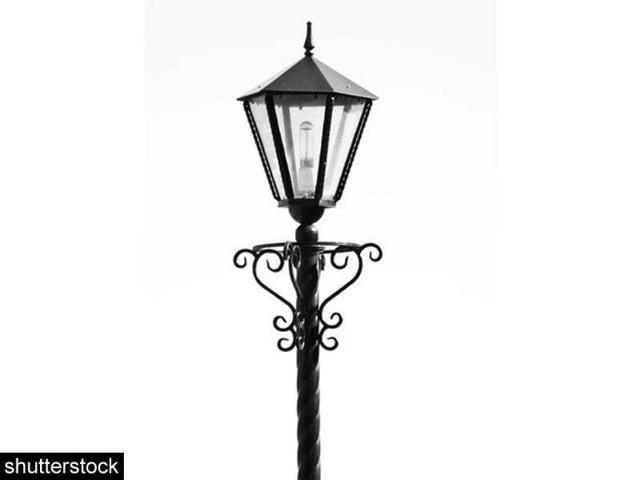Street-lamp-representational-picture