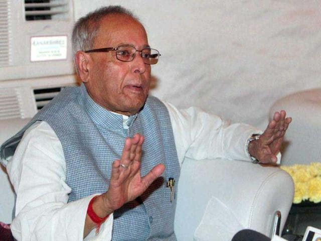 Pranab Mukherjee,Indian economy,economic gloom