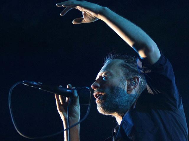 radiohead,band,rock