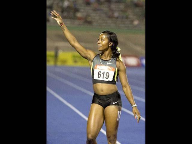 Stephen Francis,women's Olympic 100 metres,Shelly-Ann Fraser-Pryce