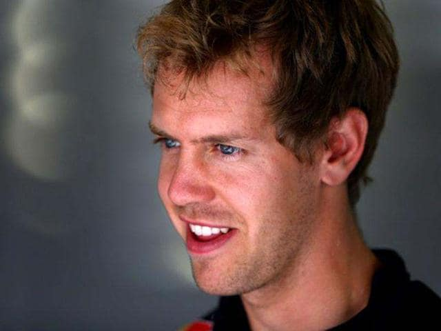 Sebastian-Vettel-has-not-won-a-race-since-the-Bahrain-Grand-Prix-and-trails-Red-Bull-teammate-Mark-Webber-in-the-drivers-championship-Getty-Image